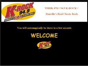 94 9 K-ROCK     Danville's REAL Classic Rock in Danville, IL