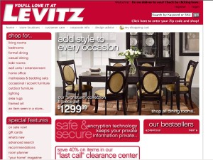Levitz Furniture Of Anaheim (92807)